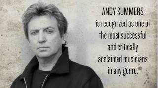 "Andy Summers ""Triboluminescence"" Teaser"