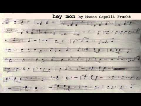 Sheet Music For  Reggae.Mid (AKA Hey Mon) by Marco