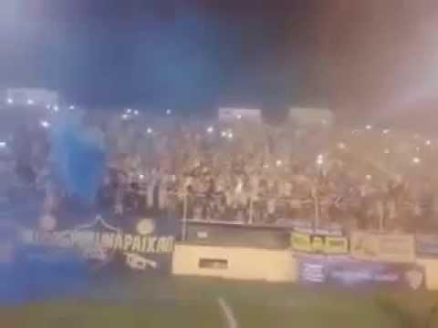 """""""E.C Pelotas x Lajeadense - Recebimento"""" Barra: Unidos por uma Paixão • Club: Pelotas"""