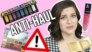 ANTI-HAUL #1 | Les produits que je ne vais surtout pas acheter!!!