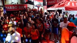 Holanda vence o México nos minutos finais e Holandeses fazem festa em Paramaribo
