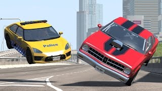 BeamNG Drive High Speed Crashes #52