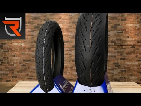 Michelin Road 5 Motorcycle Tire Product Spotlight Review | Riders Domain