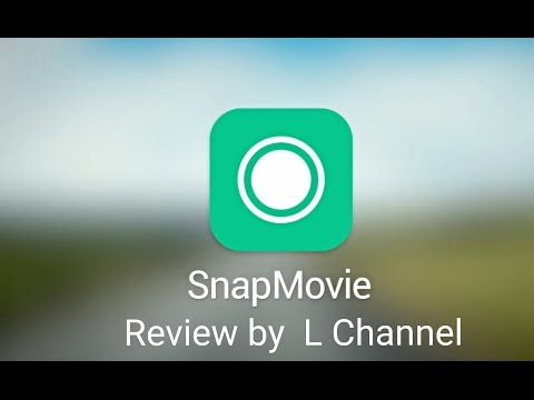 LINE SnapMovie App Review / How to: Download, Install & Use Line SnapMovie on Android Phone