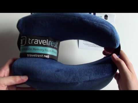 Cuscino da viaggio in memory foam di Travelrest