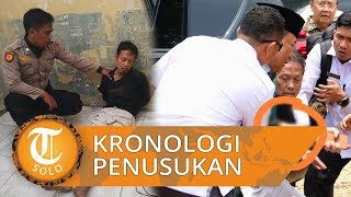 Kronologi Penusukan Menkopolhukam Wiranto, Diserang Secara Tiba-tiba