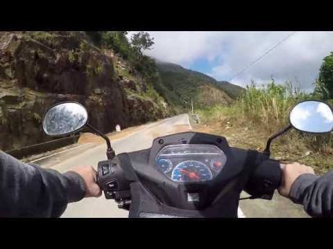 Vietnam Motorcycle Trip on a Honda Scooter