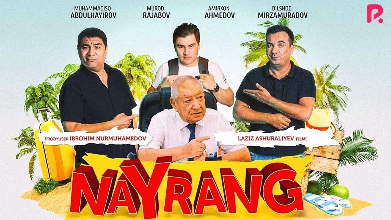 Nayrang (o'zbek film) - Найранг (узбекфильм)