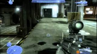 Halo Reach - Gameplay Comentado (xX RPD Xx y ENRAX11EXESSO )