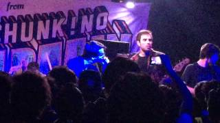 CHUNK! NO, CAPTAIN CHUNK! - I Am Nothing Like You [HD] (Live in Argentina - 28/04/2016)