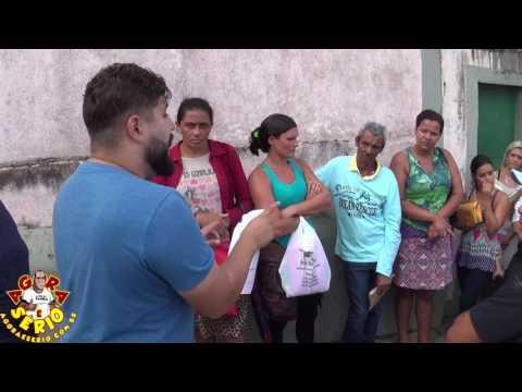Vinicius Mello explica sobre os programas sociais x Frente de trabalho