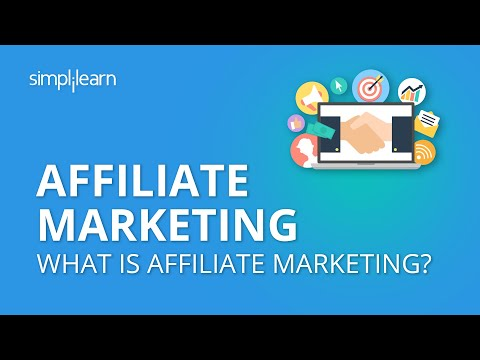 Affiliate Marketing   Affiliate Marketing For Beginners   What Is ...