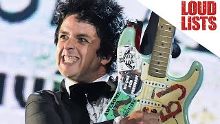 10 Unforgettable <b>Billie Joe Armstrong</b> Moments