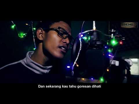 Reza RE KuIkhlaskan Feat Taufit DT (Official Lyric Video)
