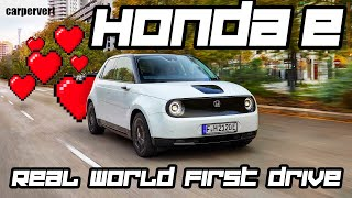 Honda e: the EV that electric car haters love // Jonny Smith CarPervert