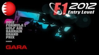preview picture of video 'VRG F1 Entry Level 2012 - 4° GP Bahrain - Gara 29 giri'
