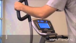 Fitshop - Crosstrainer Vision Fitness X6200