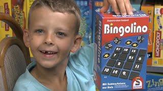 Bingolino (Schmidt) - ab 8 Jahre - Bingo Spiel für zu Hause