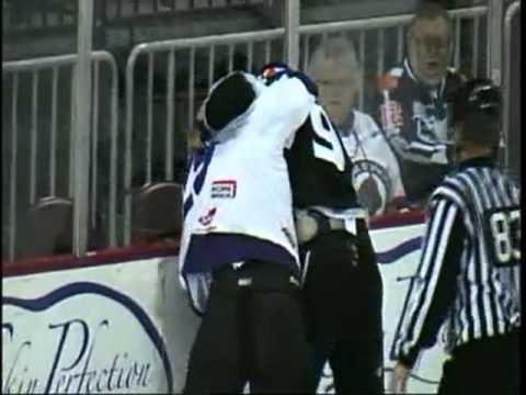 Derek LeBlanc vs. Cory Schneider