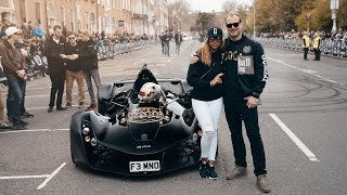 Introduction to Gumball 3000 Rally 2016 with Eve, Maximillion Cooper & Bun B - Betsafe