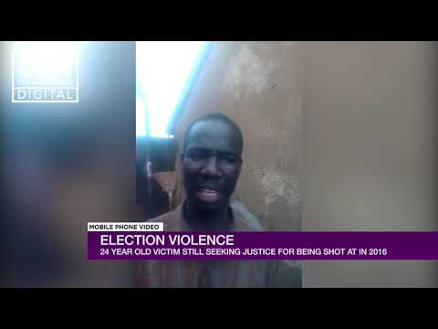 Election violence victim awaits justice after 2 years