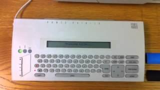 P31 Powis Spine Fastback Strip Printer