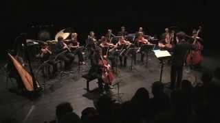 LIGETI - Cello concerto - Alexis Descharmes