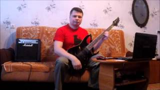 Чуднов и 2unlimited break the chain (cover)