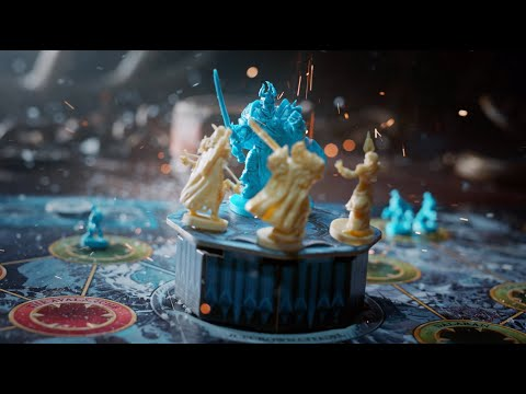 The World of Warcraft: Wrath of the Lich King Board Game Releases This Fall