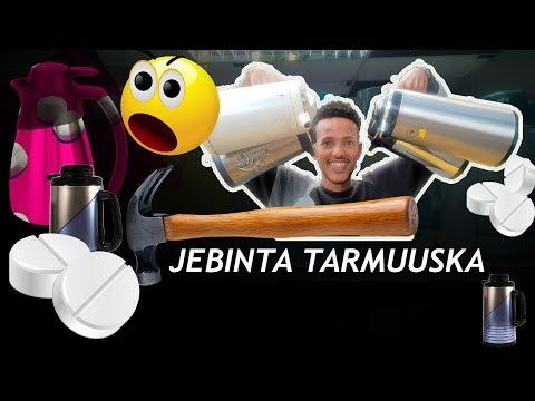 JEBINTA TARMUUSKA - ArimaHeena VLOG #24