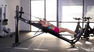 Cardio Pull (with Arm Circles)