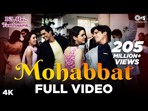 Mohabbat Dil Ka Sakoon - Video Song | Dil Hai Tumhaara | Preity, Arjun Rampal, Jimmy & Mahima Mp3