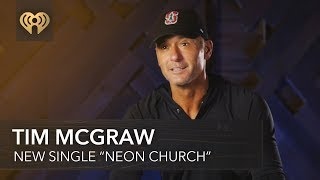 "Tim McGraw Talks About New Single ""Neon Church"" 