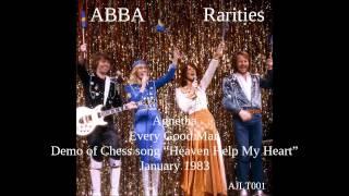 "Agnetha (ABBA) - Every Good Man - Demo of Chess song ""Heaven Help My Heart"" January 1983 [AJLT001]"