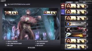 Injustice Gods Among Us - Aha! They REALLY Werent Ready Online Survivor Matches Gameplay