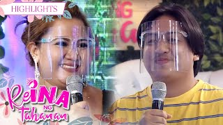 ReiNanay Joanne tells how proud she is of her brother   It's Showtime Reina Ng Tahanan