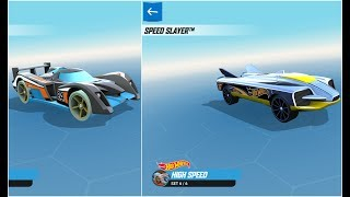 HOT WHEELS RACE OFF 24 Ours / Speed Slayer / Velocita Gameplay Android / iOS High Speed Set
