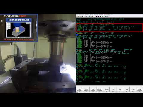 MazaCAM CADCAM 2D und 3D für Mazak