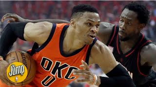Get fired up for another Russell Westbrook-Patrick Beverley battle   The Jump