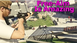 GTA 5 Free-Aim Discussion (I Love This Targeting Mode)