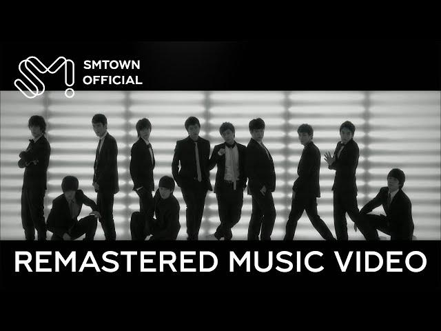 SUPER JUNIOR 슈퍼주니어 '쏘리 쏘리 (SORRY, SORRY)' MV
