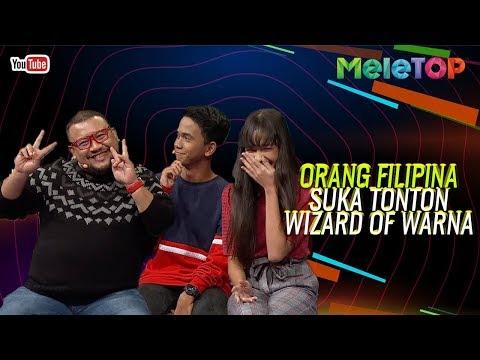 Wizard of Warna disiarkan diseluruh Asia | MeleTOP | Nabil & Amelia Henderson