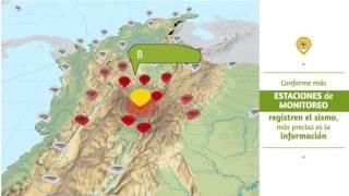 Servicio Geológico Colombiano Reporta al instante Boletín Preliminar 2