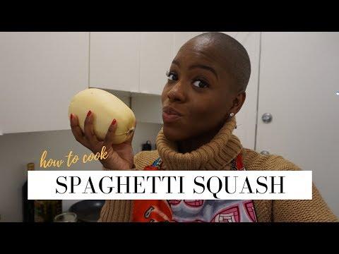 How to Cook Spaghetti Squash | Spaghetti Squash Recipe | STACEY FLOWERS