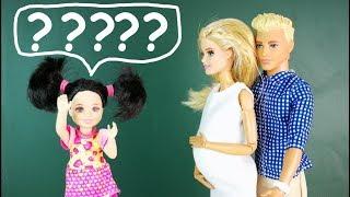 ДЕВОЧКА, МАЛЬЧИК ИЛИ ДВОЙНЯ? Мультик #Барби Школа Играем в Куклы Игрушки для девочек