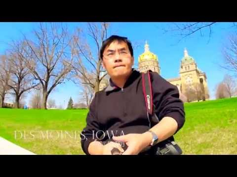 RWV:  Glance at a trip to Des Moines, IOWA on April 12, 2015