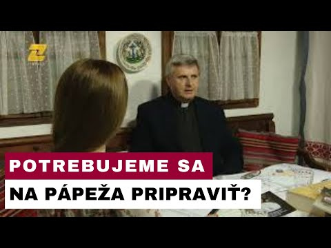 OTEC ĽUBOMÍR PETRÍK – Ako sa duchovne pripraviť na stretnutie s pápežom?