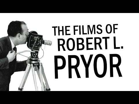 Interview: Robert L. Pryor, A Pioneering Northwest Filmmaker (2017)
