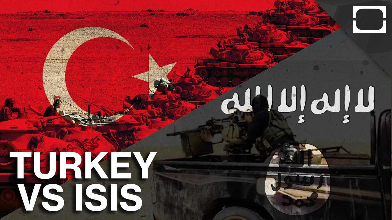 Could ISIS Take Over Turkey? thumbnail