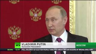 Putin warns of more chemical attacks in Syria - Video Youtube
